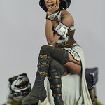 Daisy Reed - Scale 75 casting - painted by Alexander Kataurov img4
